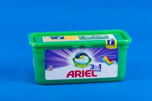 Ариел доза 3в1/х30бр./цветно