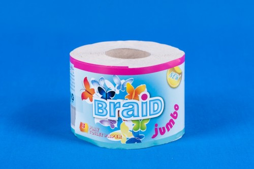 т.х-я Braid-сива с бандерол-1бр.