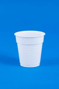 Бяла чаша 166мл.вендинг/х100бр./
