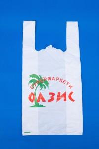 Торбички с  печат-/вашето лого/