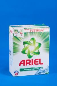 Прах Ариел-1.3 кг-бяло