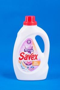 Гел за пране Савекс 1,3л.-цветно