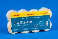 Термо етикети -56х25/8х660бр.в ролка